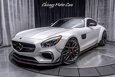 2016 Mercedes Amg Gt Amg Gt S