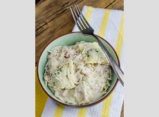 spicy crock pot alfredo ravioli_image