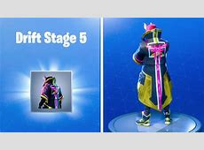 "How to Unlock ""Max Drift"" in Fortnite! *NEW* Drift Stage 5"