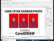 Cara Cetak Gambar Photo Di Coreldraw