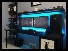 9 Utile Grand Bureau Gaming Bureau De Jeu Bureau Gaming