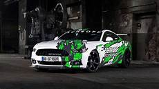 german tuners build an 807 hp hellcat fighting ford