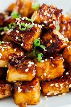 pan fried sesame garlic tofu tips for extra crispy pan