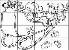 malvorlagen vorschule selber machen weihnachts puzzle karte 3 medienwerkstatt wissen 169 2006