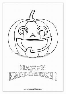free coloring pages for kids halloween megaworkbook