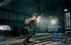 Image result for Run From Battle FF7