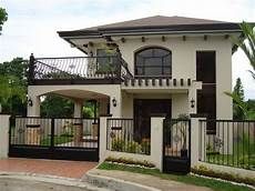 simple house plans in philippines 2 storey modern small houses with gate of philippines