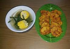 Resep Empal Jagung Sayur Asem Instan Oleh Beningnya