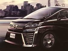 2019 Toyota Alphard  2020