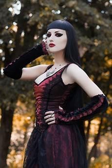 model obsidian kerttu goth goth girl goth fashion