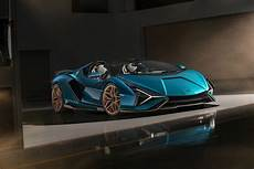 lamborghini debuts outlandish si 225 n roadster and all 90 are sold hagerty media