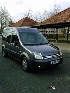 2008 ford transit tourneo connect lang 8sitzer car