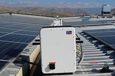 sma solar restored inverter market leadership in us