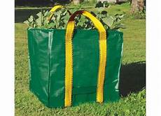 sac de d 233 chets verts r 233 utilisable 252l nortene jardideco