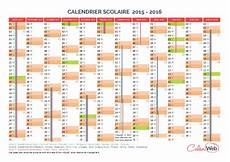 Calendriers Scolaires Annuels Calenweb