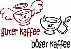 guter kaffee böser kaffee wandtattoo wandtattoo quot guter kaffee b 246 ser kaffee quot ein