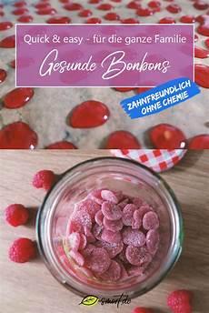 bonbon selber machen einfach schnell fruchtige bonbons selber machen ohne zucker