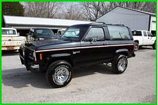 how does cars work 1988 ford bronco ii user handbook classic 1988 ford bronco ii v6 5 speed for sale detailed description and photos