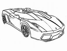 real cars coloring pages and print for free