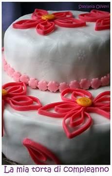 fiori di pasta di zucchero senza stini torta fiori quilling in pasta di zucchero senza glutine