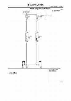 Wiring Diagram For Cigarette Lighter by Repair Guides Electrical System 2003 Cigarette