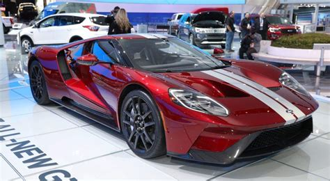The Biggest Announcements From The Detroit Auto Show 2018