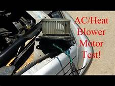 How To REPLACE A 2008 2012 Chevy Malibu A/C Heater Fan