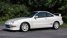 this 21 year old acura integra type r just sold for 63 800 at barrett jackson las vegas