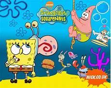 Contoh Gambar Ilustrasi Kartun Spongebob Hilustrasi
