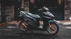 Vario 125 Modif Simple by Modifikasi Vario 125 Led Simple Tapi Keren Versi Low