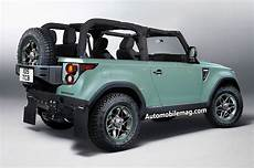 dive all new 2019 land rover defender an icon