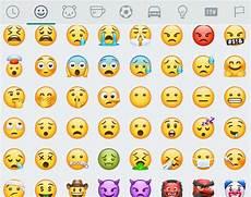 bedeutung der smileys whatsapp emoticons pc spezialist