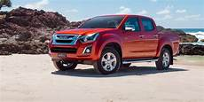 2017 Isuzu D Max Pricing And Specs Updated Engine And