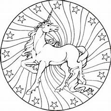 malvorlagen mandala pferde kostenlos mandala einhorn kinder mandalas ausmalbilder mandala