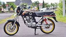 Gl Modif by Modifikasi Simple Honda Gl