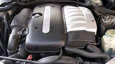 motorsound mercedes s210 e 270 cdi om 612 170 ps