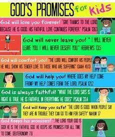 momma s fun world teaching the promises of god to kids kid network activities