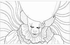 malvorlagen clown wings kinder zeichnen und ausmalen