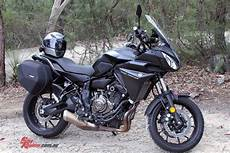Term Mt 07 Tracer Update New Tyres Next Bike Review
