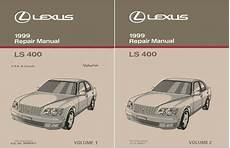 automotive service manuals 1999 lexus ls on board diagnostic system 1999 lexus ls 400 shop service repair manual book engine drivetrain oem ebay