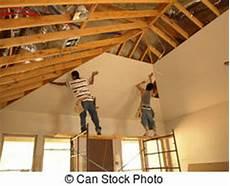 abstand lattung gipskarton dachschräge drywall images and stock photos 2 030 drywall photography