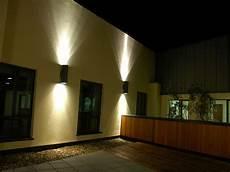 led wall uplighter downlighter ireland by veelite