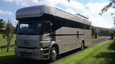 motorhome with hr multisport skyline dominator motorhome with supercar