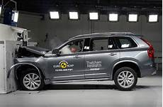 volvo xc90 gets marks at ncap autocar india