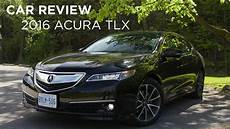 car review 2016 acura tlx driving ca youtube