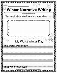 winter worksheets for second grade 19925 winter math and literacy 1st 2nd grade printables free sler