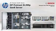 hp proliant dl380p gen8 as vms server startup time