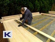 how to apply the felt roof shingles to the log cabin