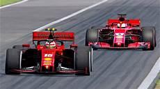 F1 2019 Vs F1 2018 Monza