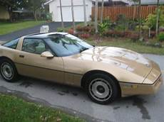 how things work cars 1978 chevrolet corvette on board diagnostic system 1984 corvette 1 owner everything works clean car fax all original for sale in united states